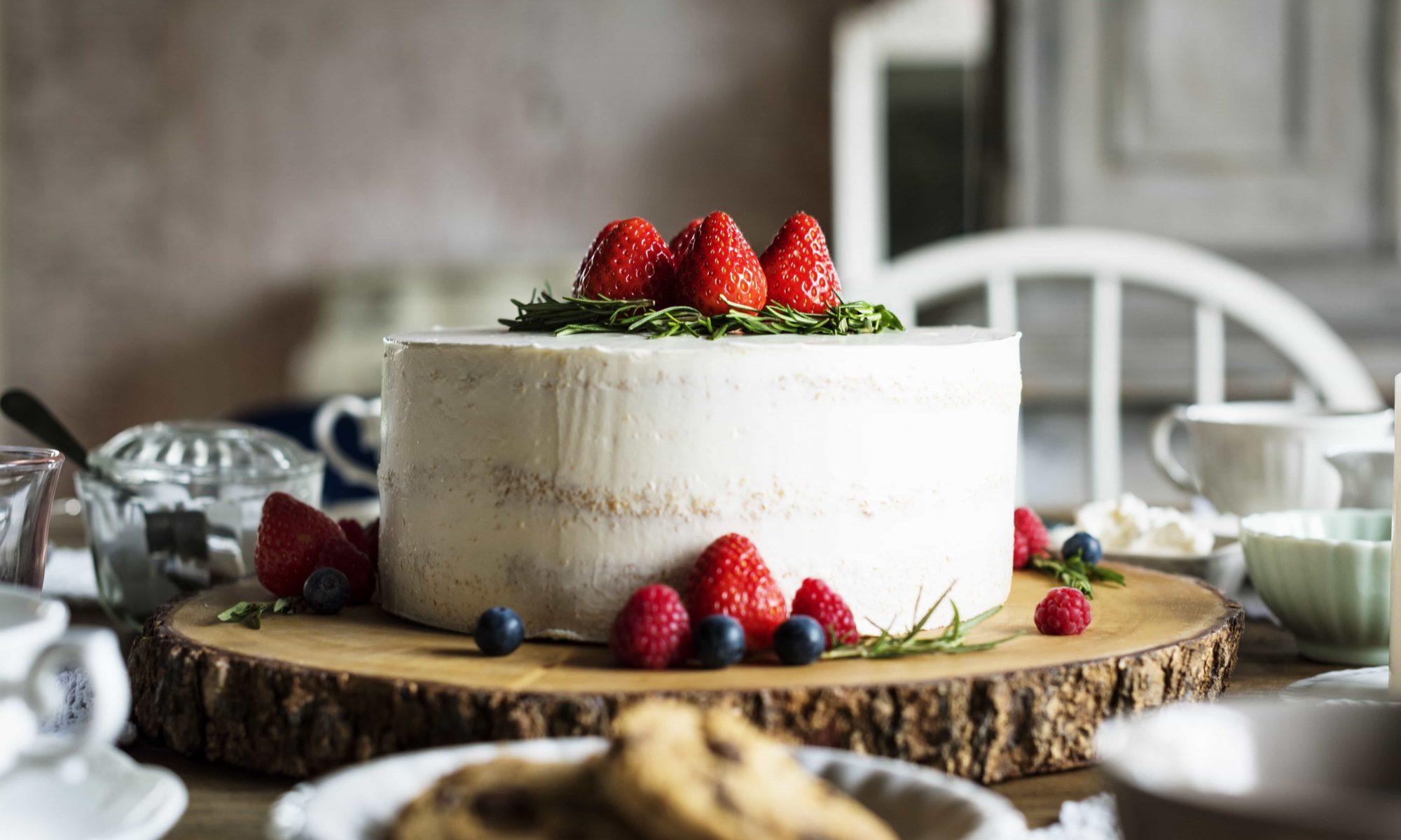 Recette d'un gâteau d'anniversaire