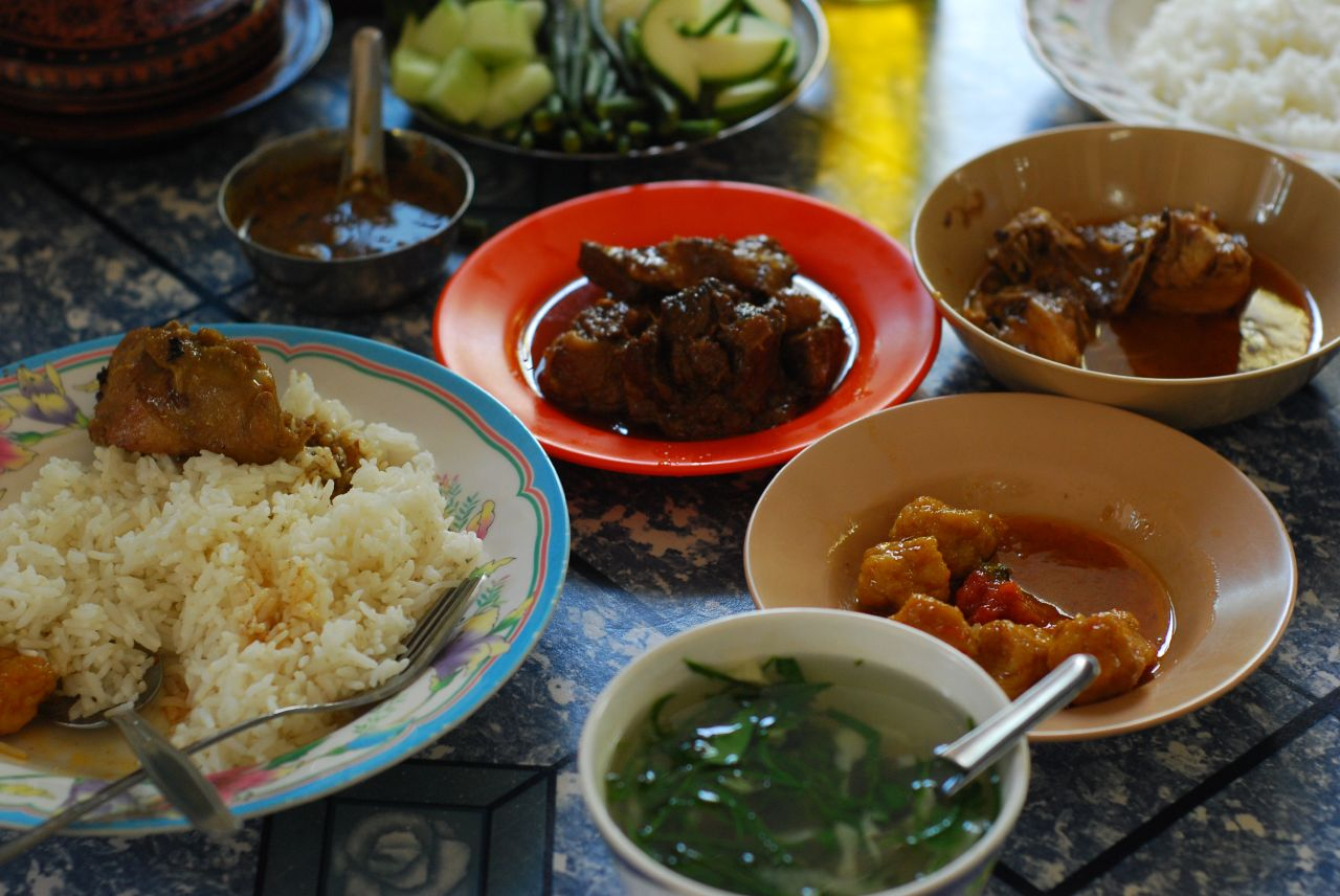 Séjour gustatif Birmanie